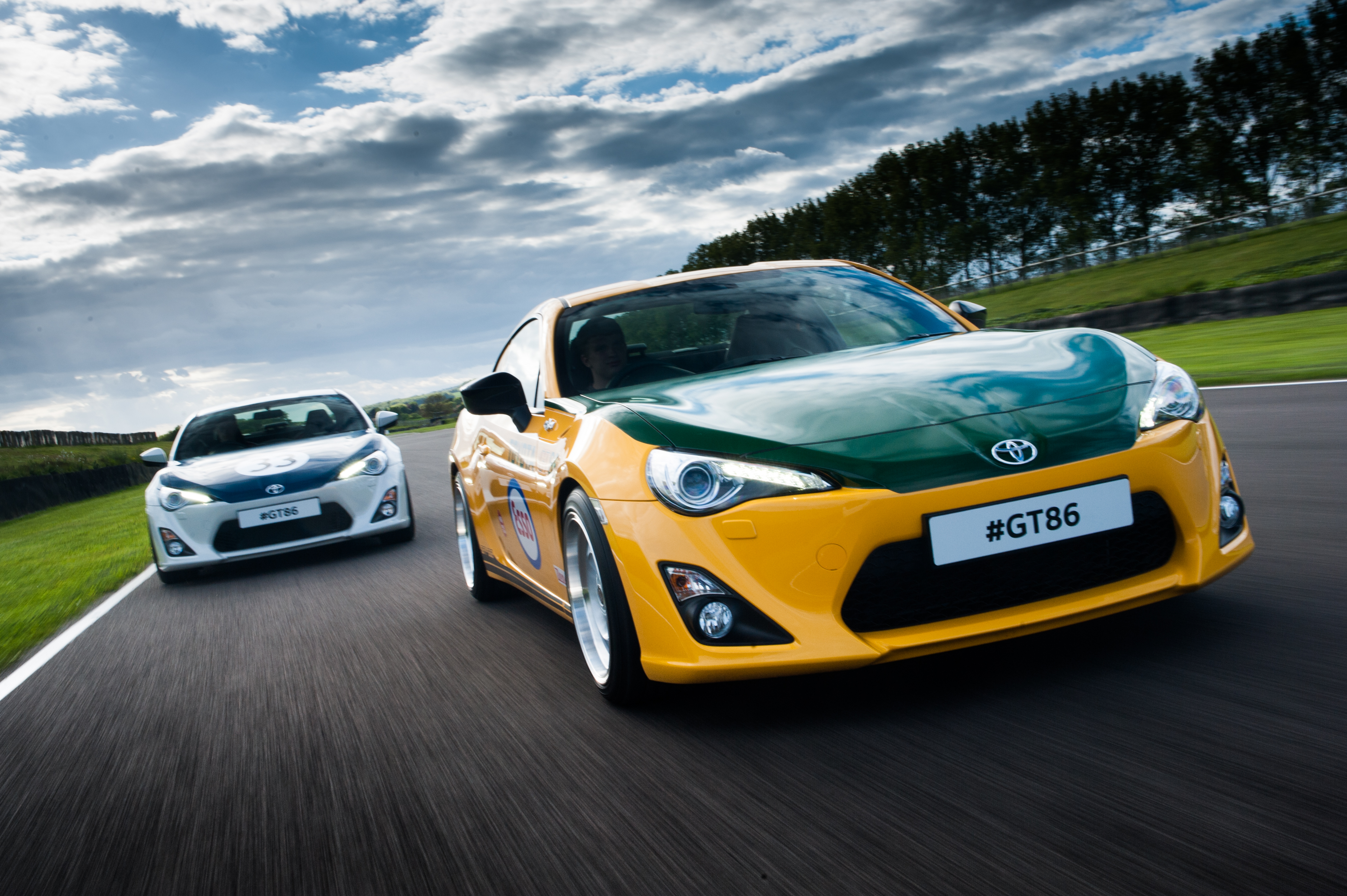 Toyota 86 Livery >> Toyota Has Wrapped Six GT86s In Retro Liveries And We Want Them All