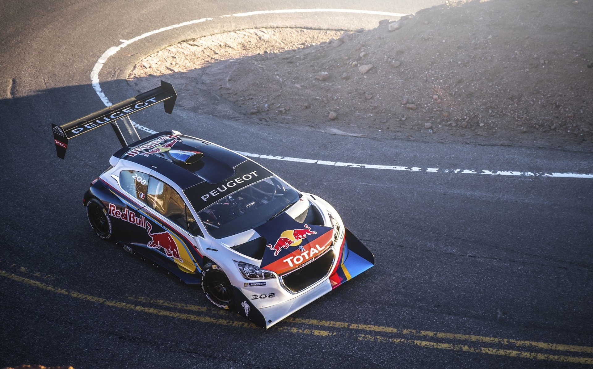 Here Are Three Pornographic Peugeot 208 T16 Pikes Peak