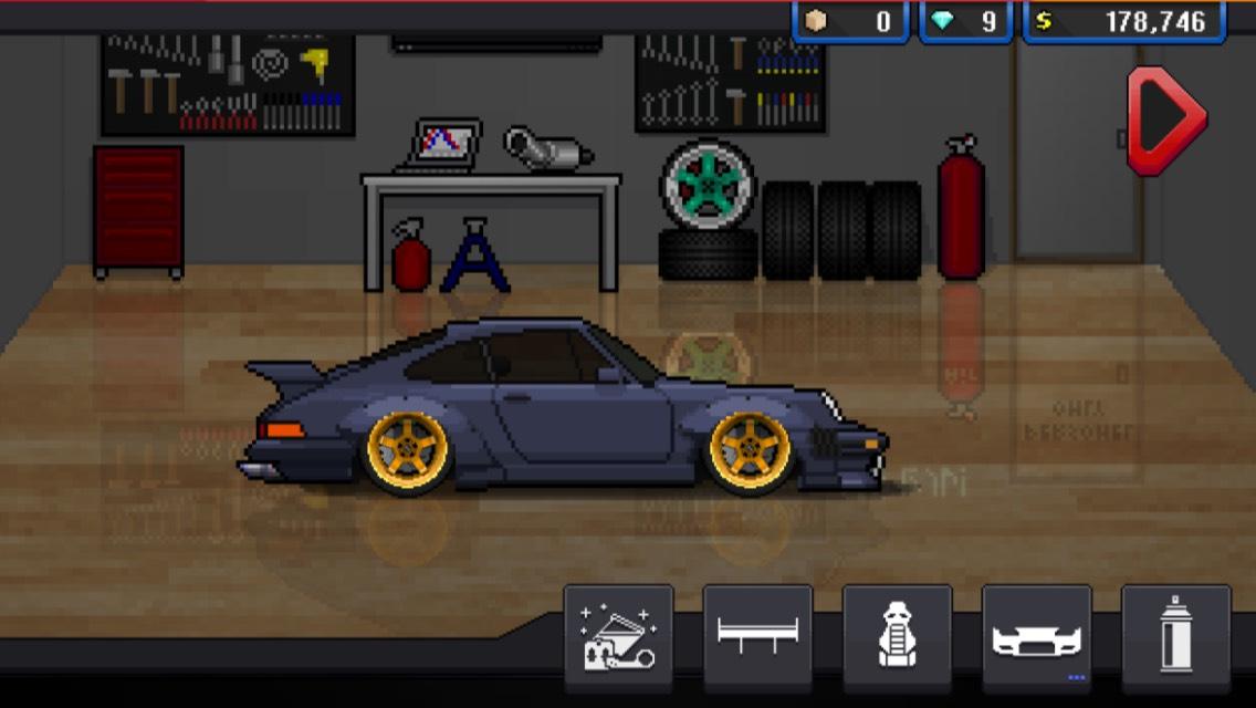 Did anyone else see an rwb 911 on pixel car racer? on scion racer, audi racer, cadillac racer, morgan racer, mercedes racer, jeep racer, corvette racer, chevy racer, mg racer, camaro racer, lamborghini racer, packard racer, sunbeam racer, mini racer, toyota racer,
