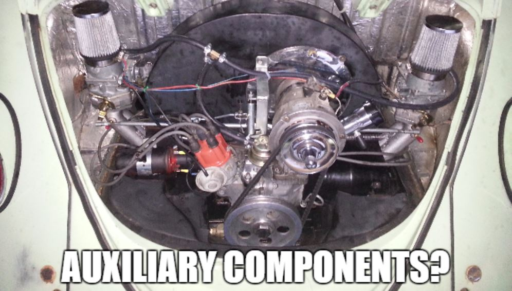 How Much Engine Power Is Lost Through Ancillary Components?