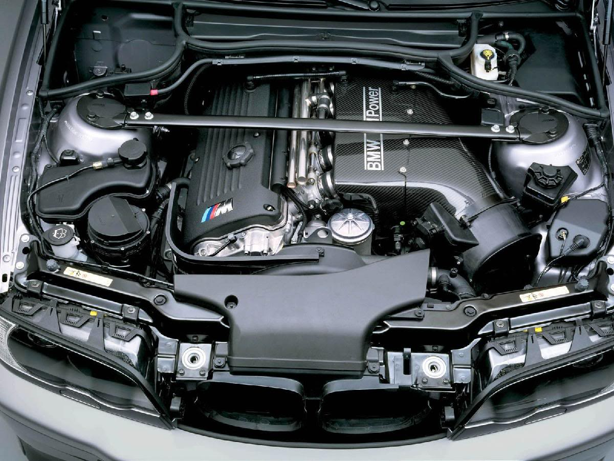 Bmw E46 Engine Bay Diagram