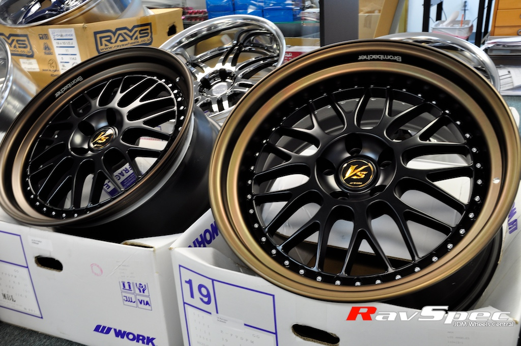 Whats Your Favorite Color Of Rims With A Black Car