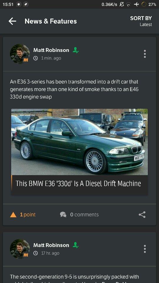 This BMW E36 '330d' Is A Diesel Drift Machine