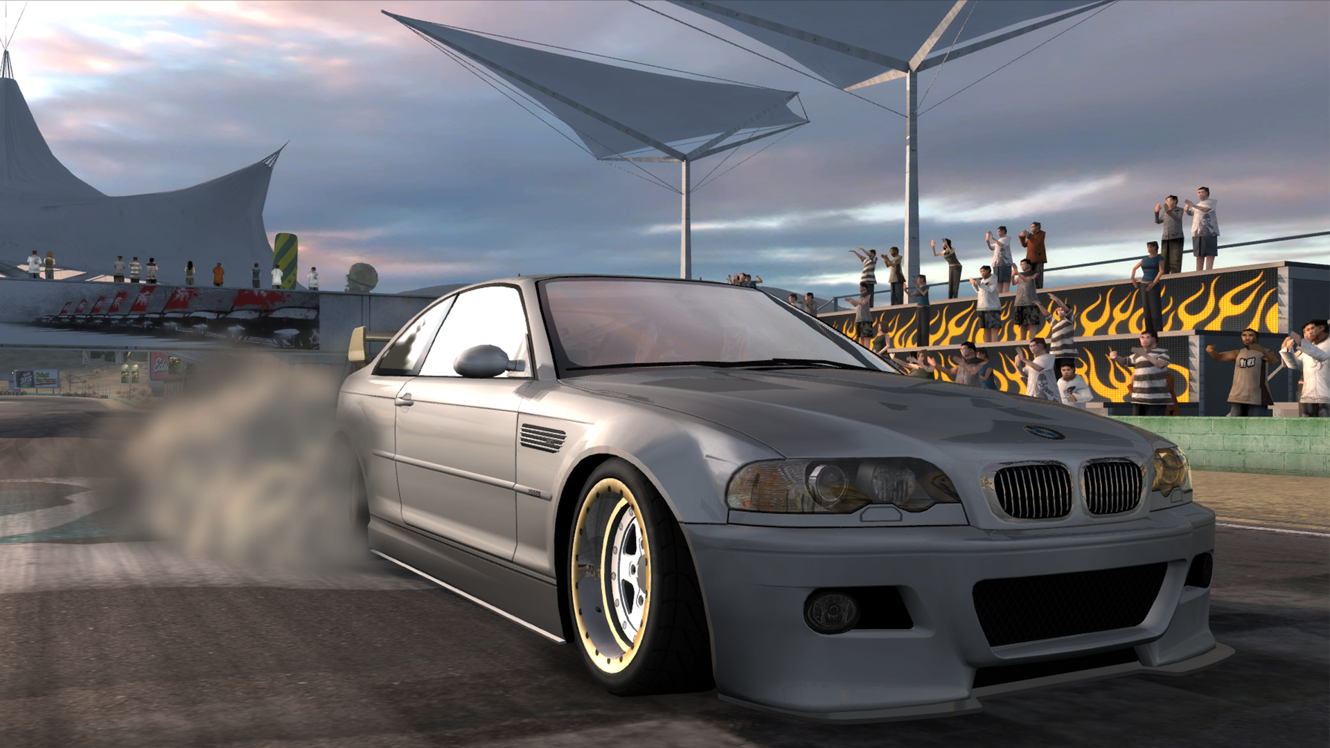 who thinks that nfs prostreet is really underrated? i think it was