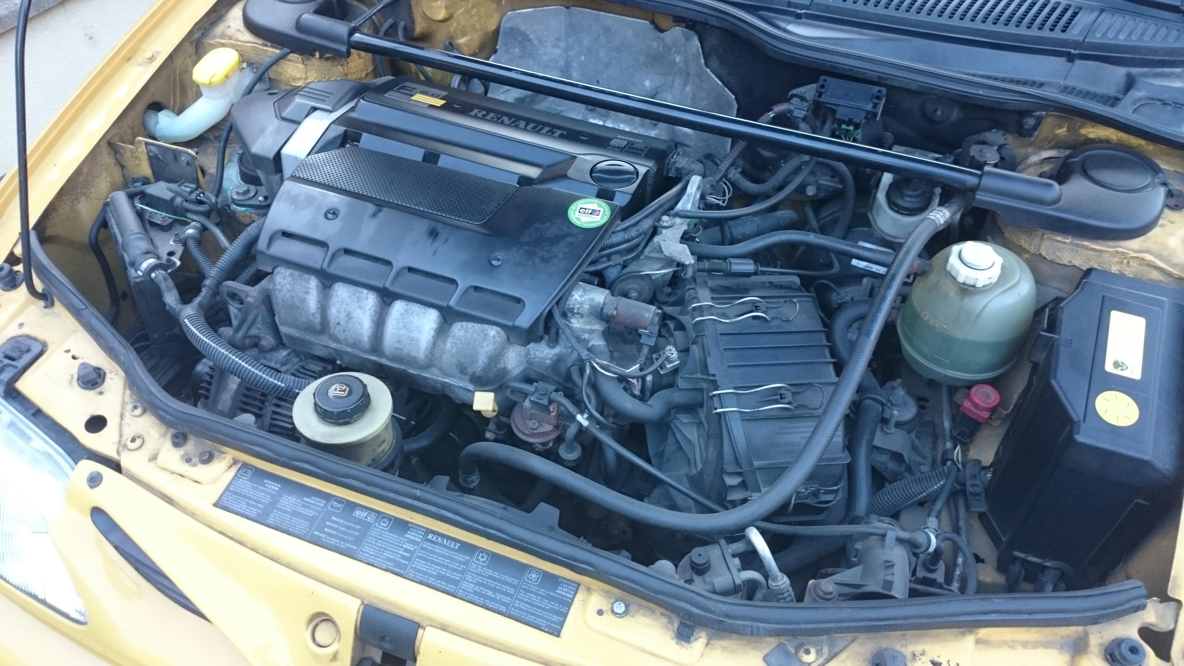 двигатель renault в классику