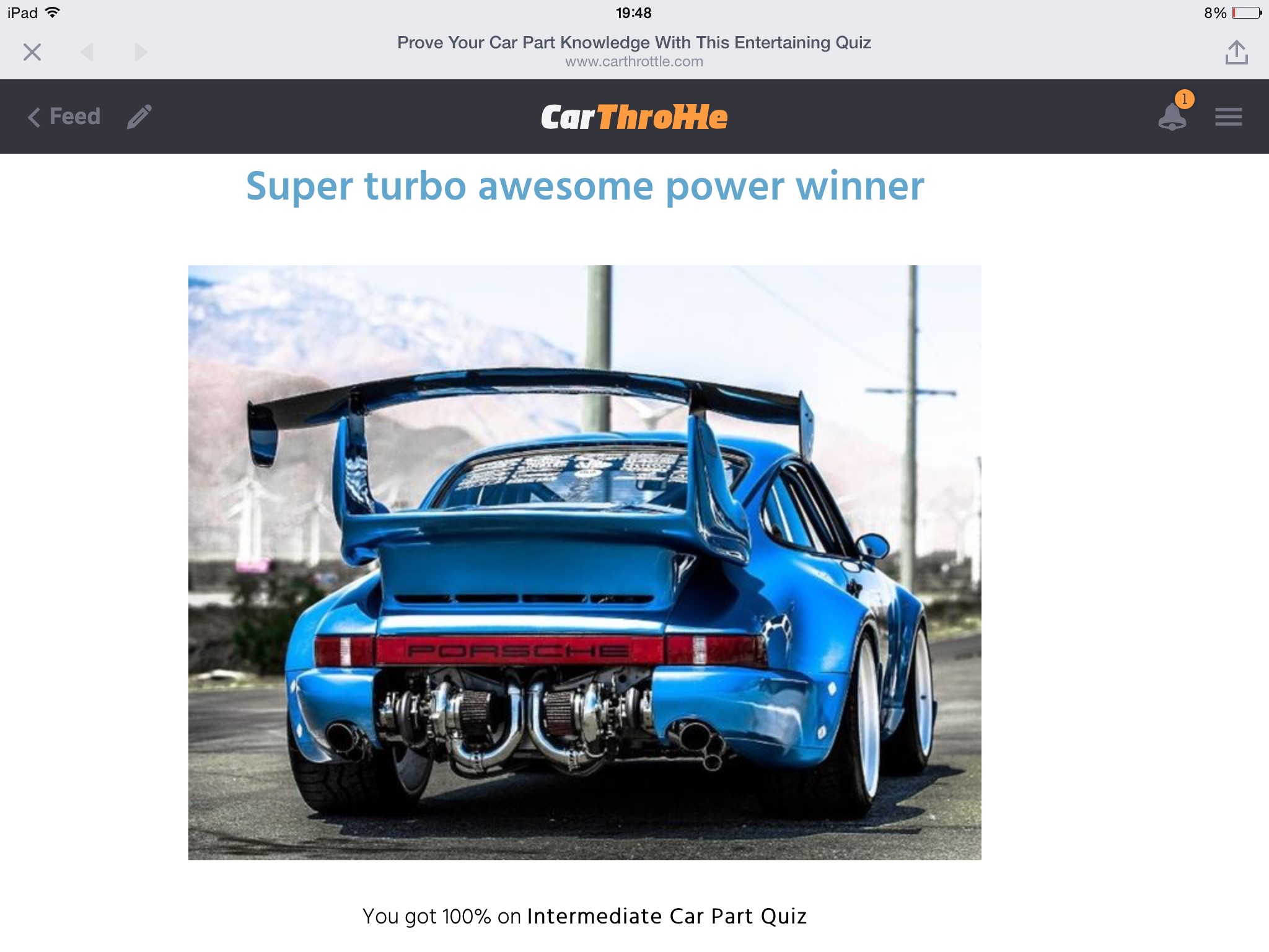Prove Your Car Part Knowledge With This Entertaining Quiz