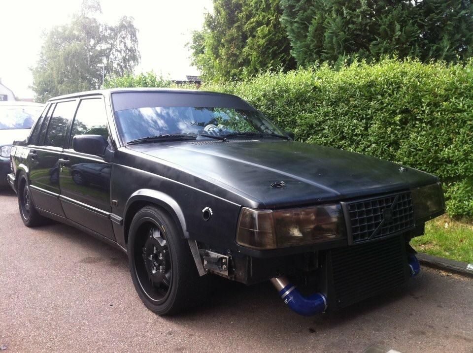 Warning Clash Of The Titans Volvo Turbo Or Saab Turbo
