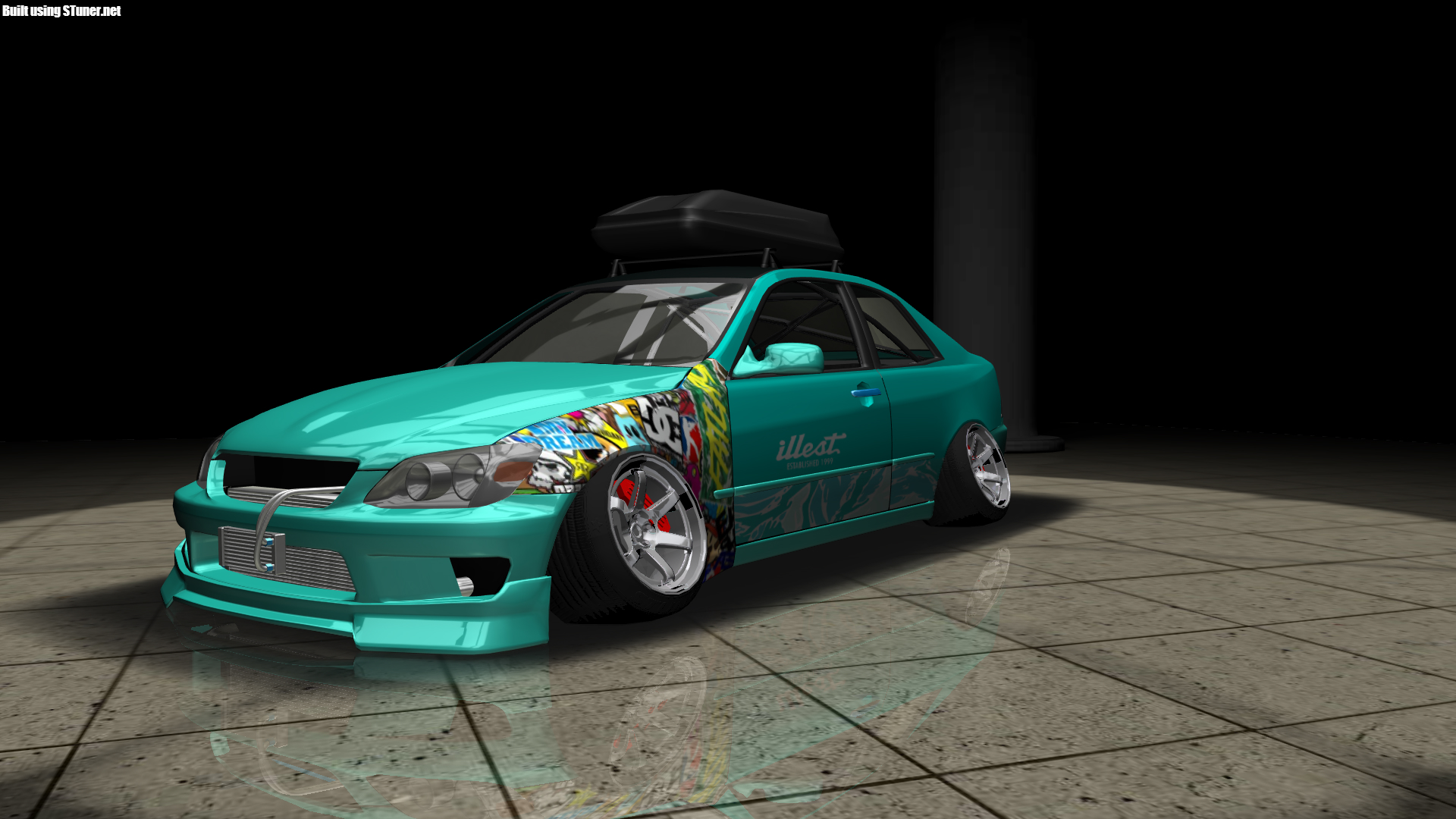 Build cars on this site WARNING A LOT OF JDM CARS