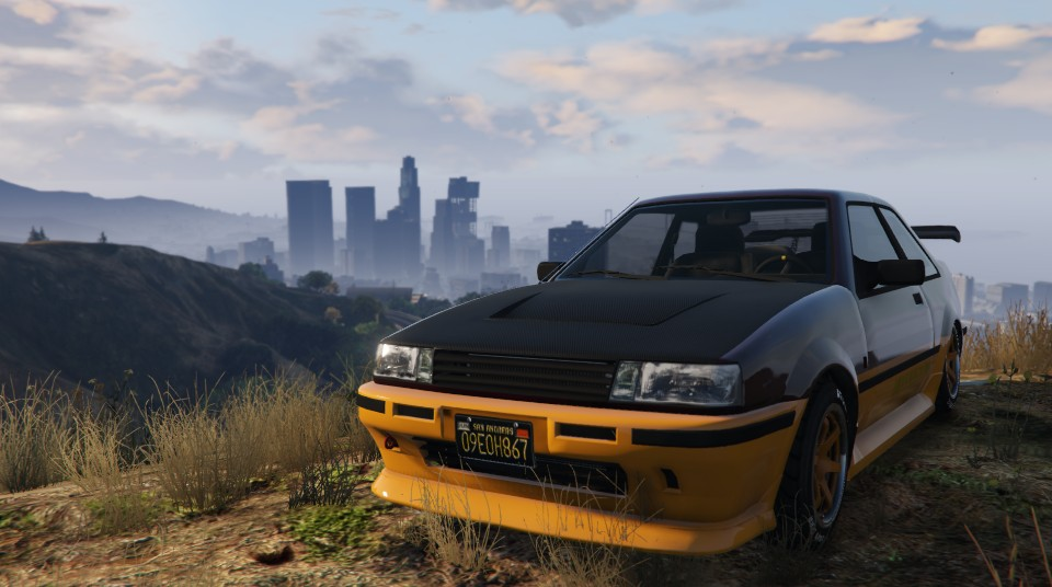 The 25 Most Modifiable Cars In Gta V