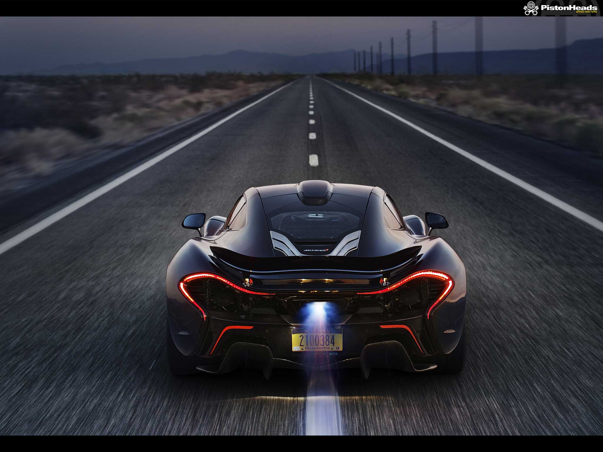 Hi Guys Does Anybody Have A Good Porsche 918 Shooting Flames From