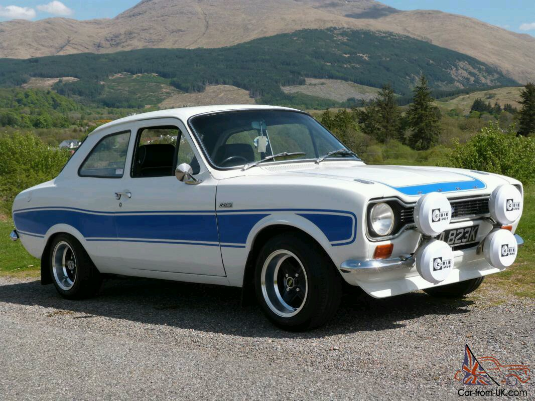 Enchanting Ford Escort Mk1 Rs2000 For Sale Vignette - Classic Cars ...