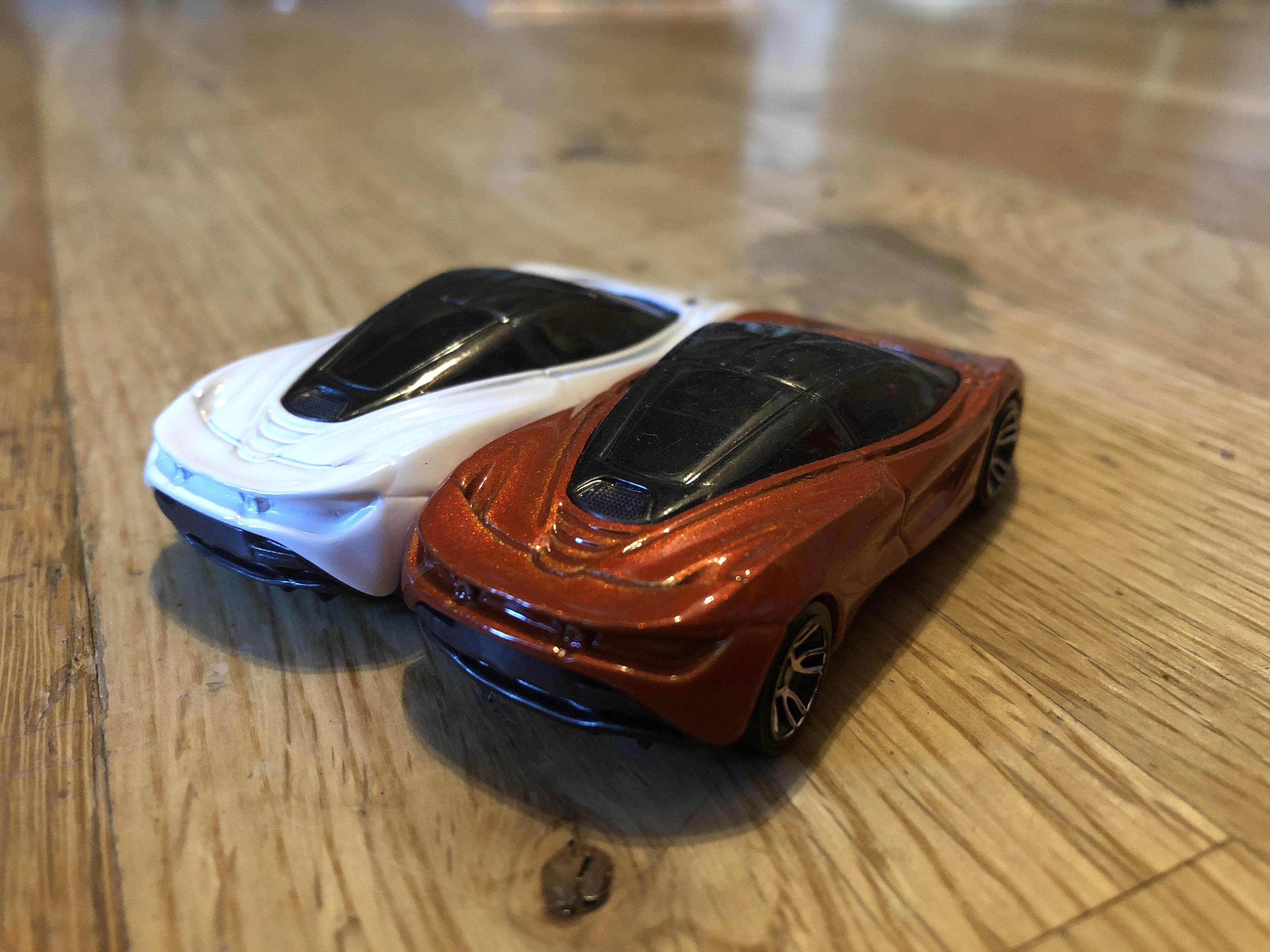 Hot Wheels Mclaren 720s Hotwheels 2 Comments