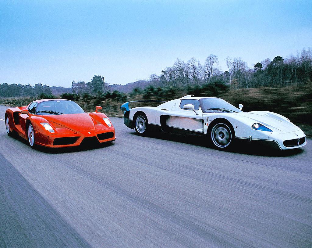 6 Reasons Why Maserati Is Cooler Than Ferrari