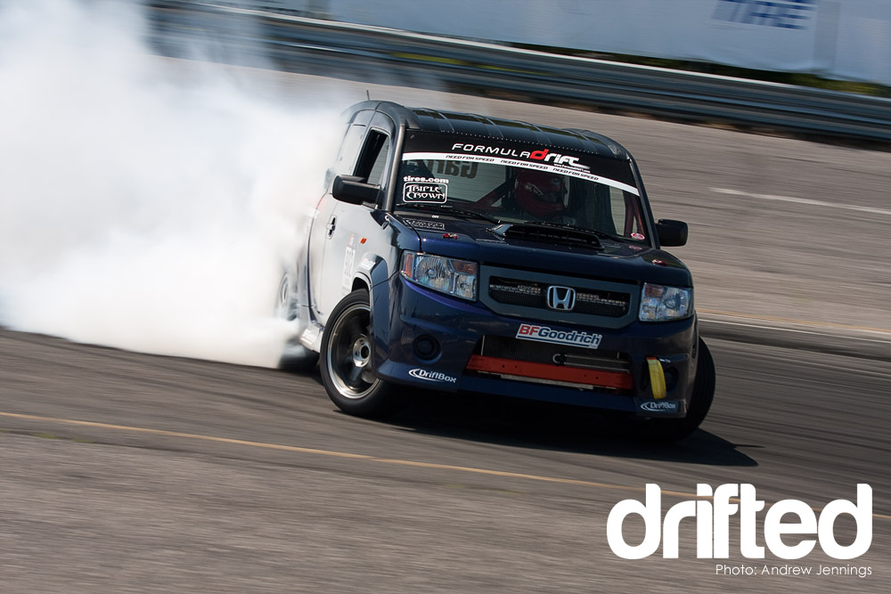 Awesomely Bizarre Drift Machines