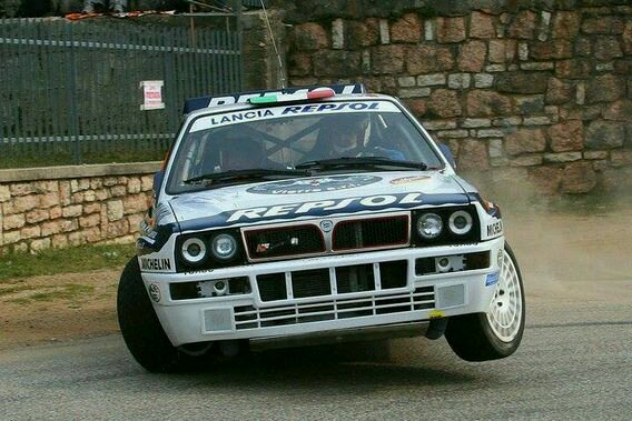 Looking For Lancia Delta Hf Integrale Wallpapers Preferably
