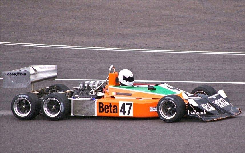 I Bet You Ve Heard Of 6 Wheeled Tyrrell P34 F1 Car But Have You Heard Of Ferrari S Own 6 Wheeled F1 Car The 312 T6