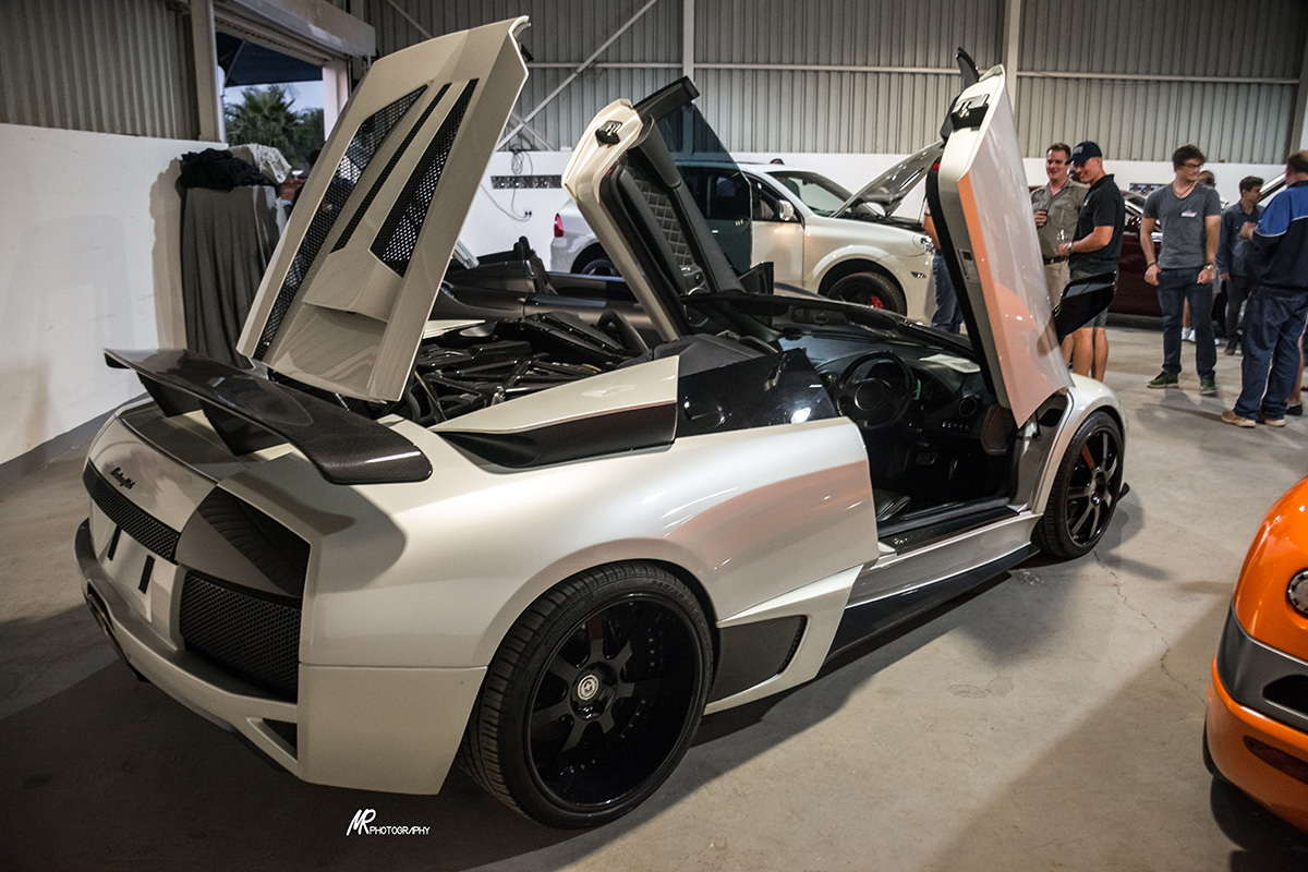 This Lamborghini Murcielago Is A Sort Of Affordable Alternative To