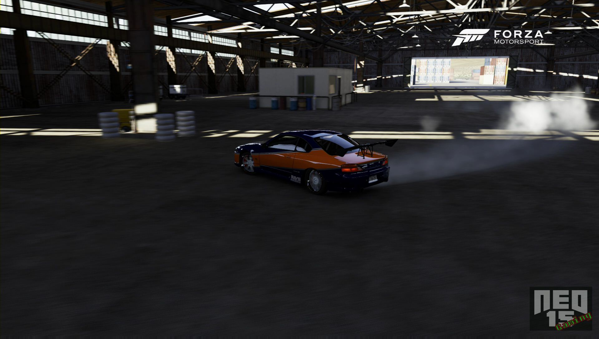 My Replica Of The Mona Lisa Nissan Silvia S15 From Tokyo Drift 1 Comment