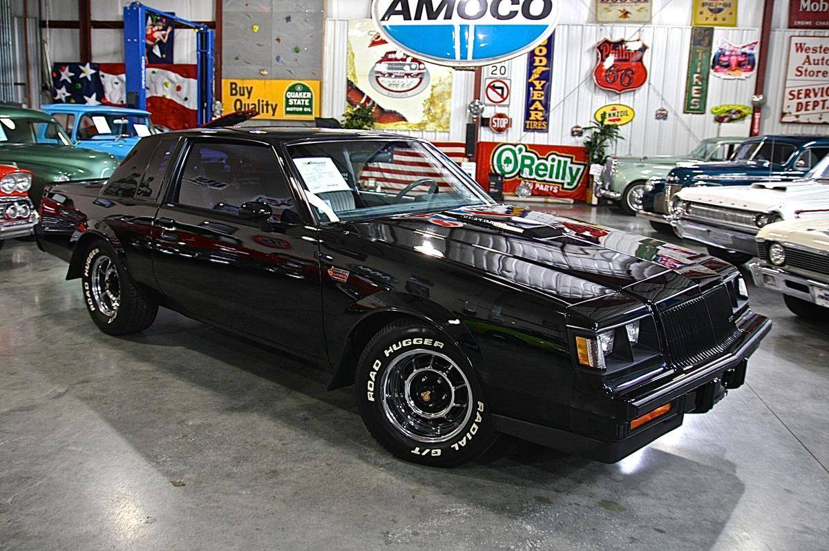 Buick Grand National >> Training Day Car - The Car Database
