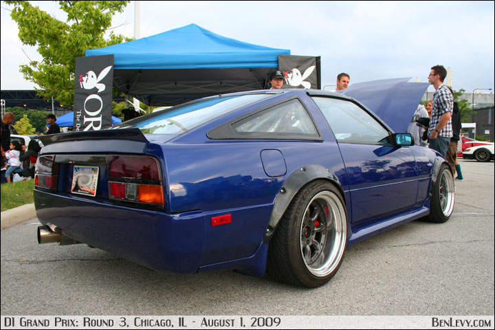 Nissan Z31 300zx Doesn T Get Much Attention On Ct