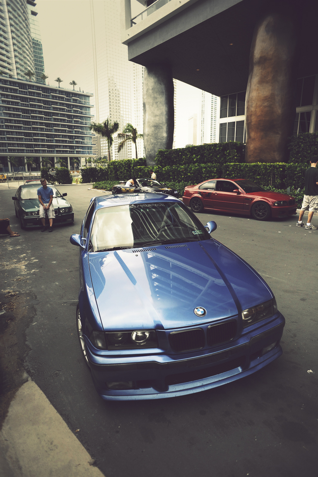 Does Anyone Have Any E36 M3 Wall Papers For An Iphone