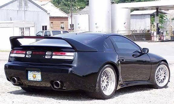 Are There Any Widebody Kits For 300zxs Like Rocketbunny