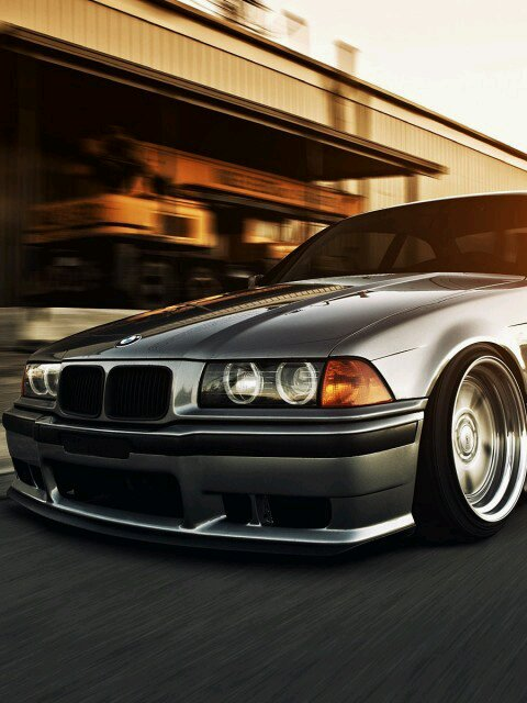 Bmw E36 M3 Wallpaper Hd