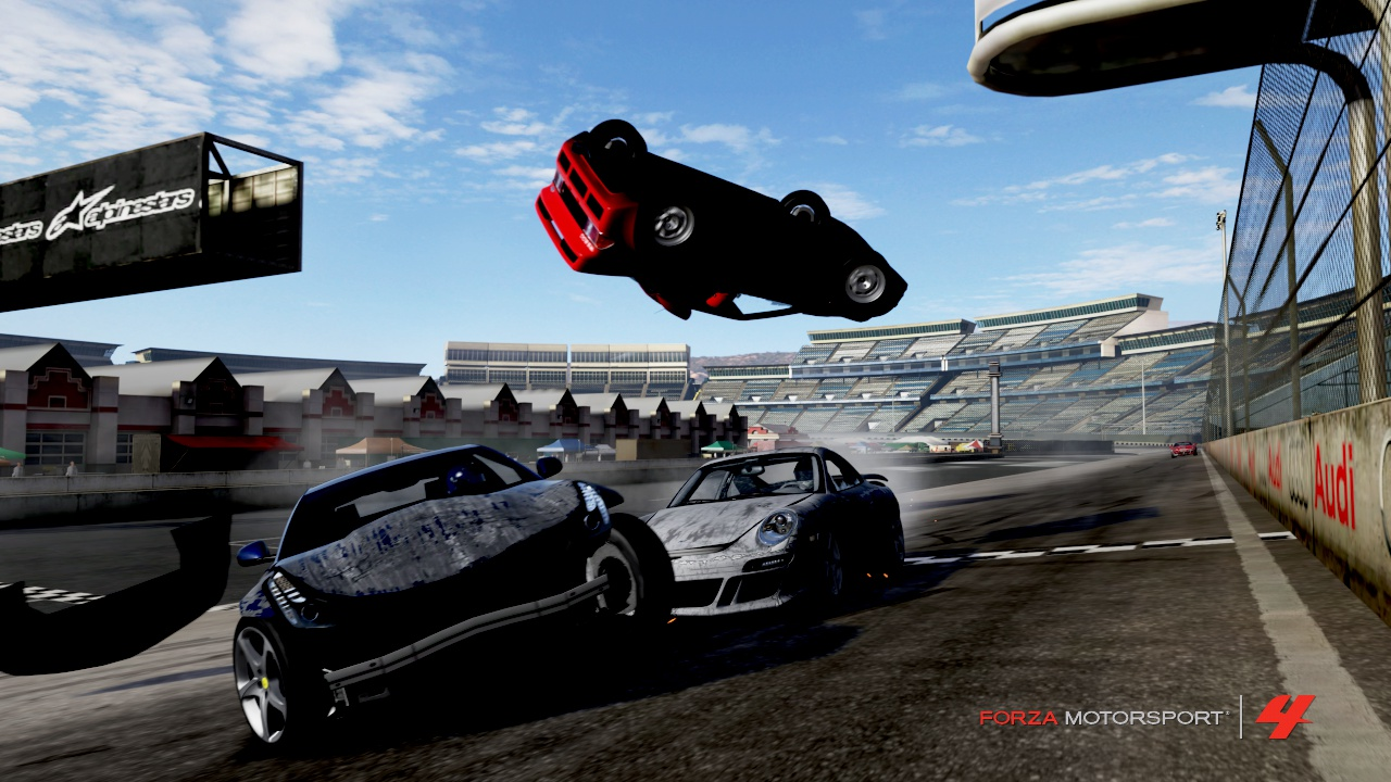 This Is Your Chance To Use Your Forza Skills To Win Cool Stuff