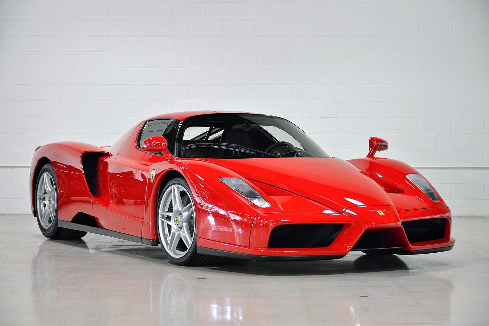 gang leader not that enzo you idiots - Ferrari Enzo 2020