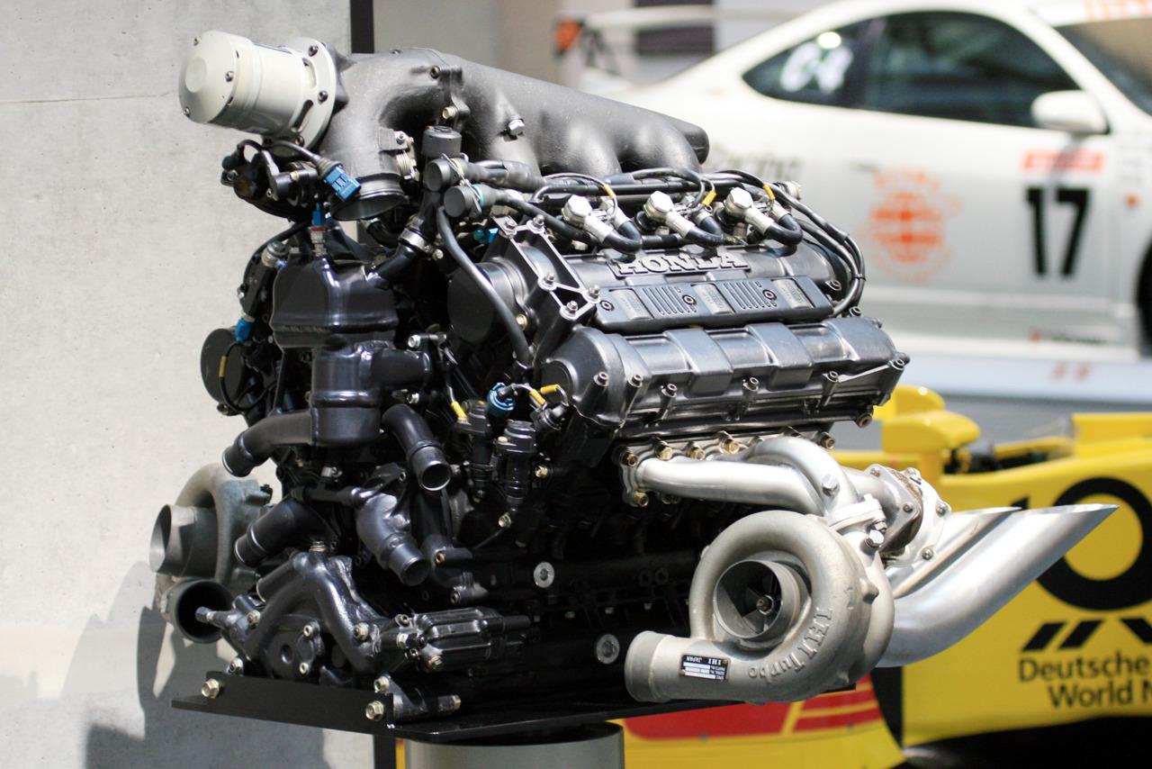 Bmw f1 turbo