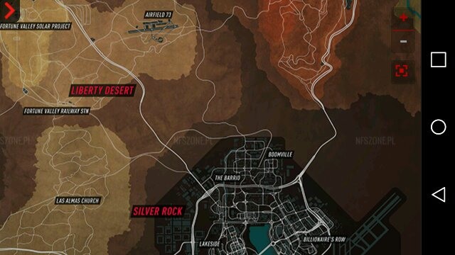 Here Is An Interactive Map From Nfs Payback