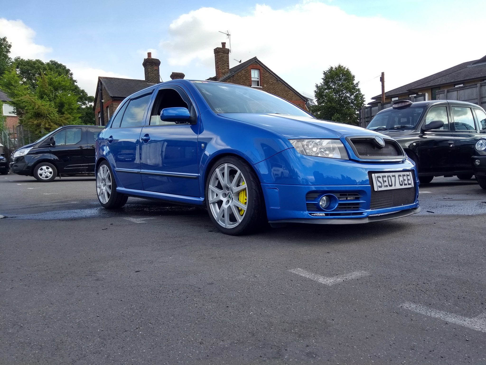 Remind Yourself That Diesel Skodas Can Be Fun With A 2700 Fabia Vrs