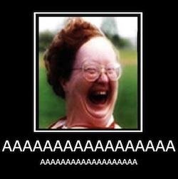 aaaaaaaaaa know your meme 53ff671f01009 sabine schmitz can't contain her excitement driving a new 911 gt3,Sabine Meme