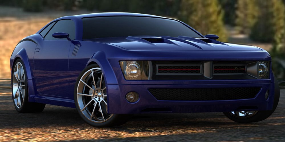 The AWD Dodge Challenger Is Now A Thing, But Where's The V8?