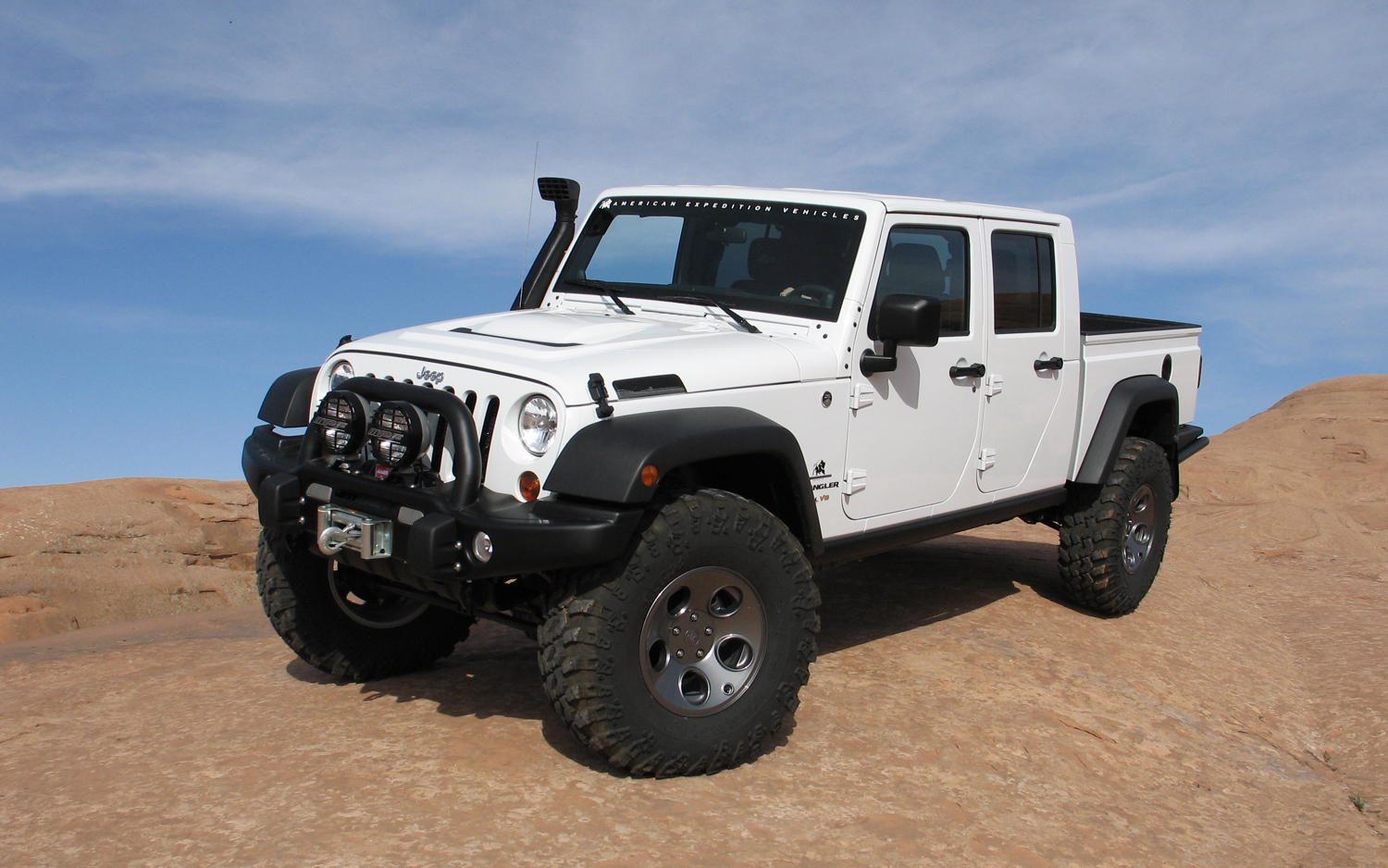2016 Jeep Truck >> Check Out These Six Awesome New Jeep Gladiator Concepts