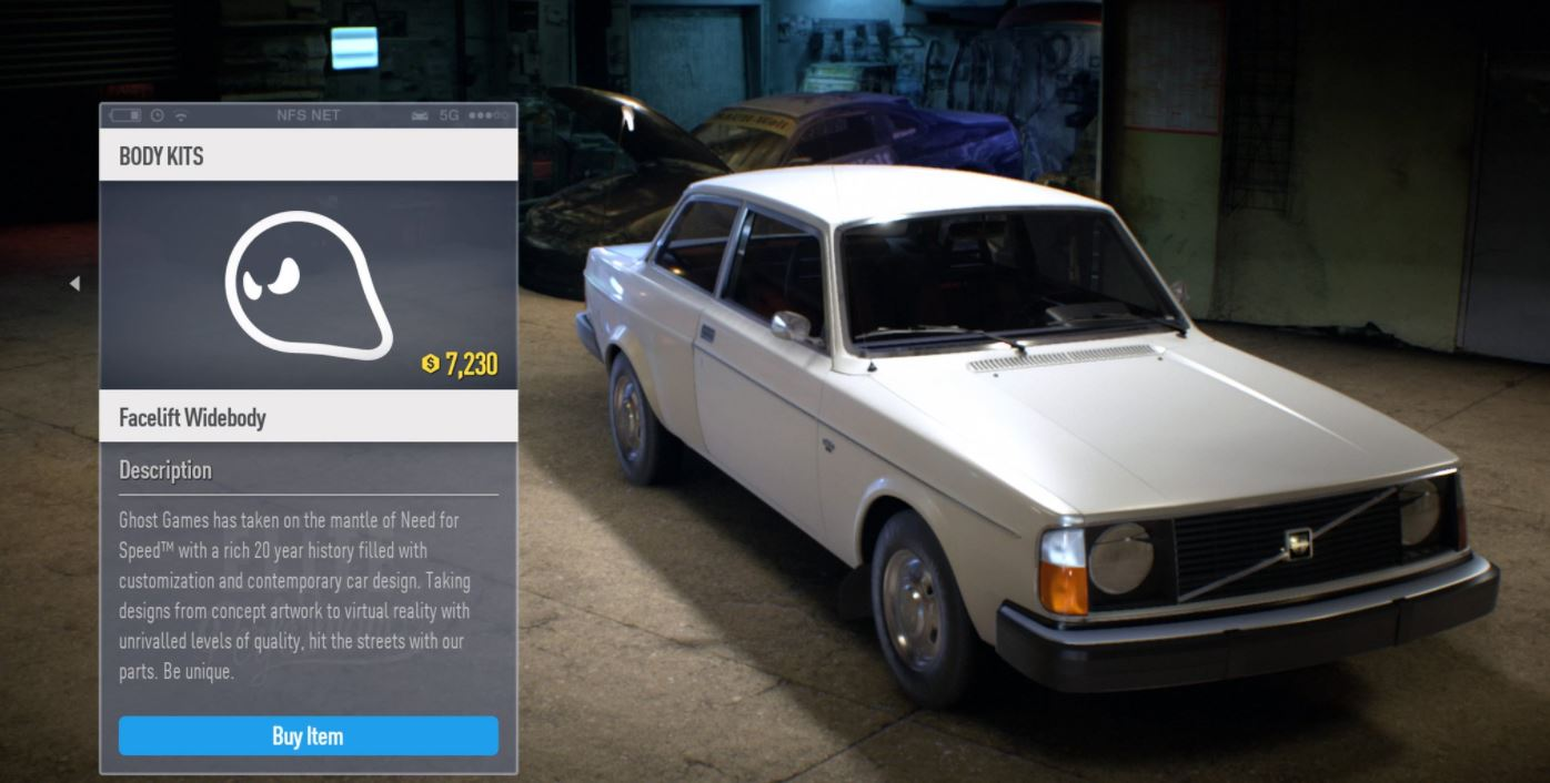 Volvo 242 Gaming Community Car Project Part 1 Body Kit
