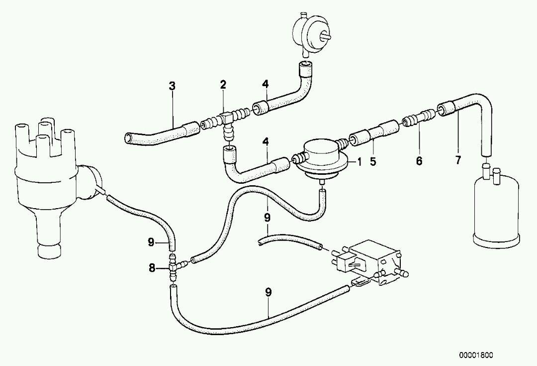 bmw vacuum diagram