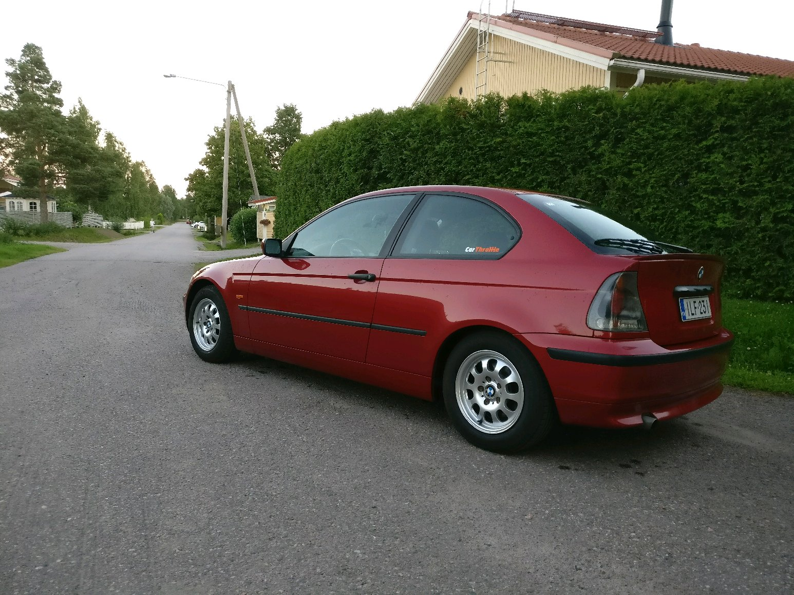 Does The E46 Compact Deserve All The Hate