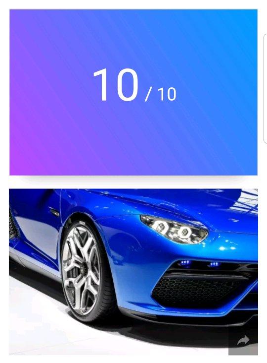 Quiz Guess The Lamborghini