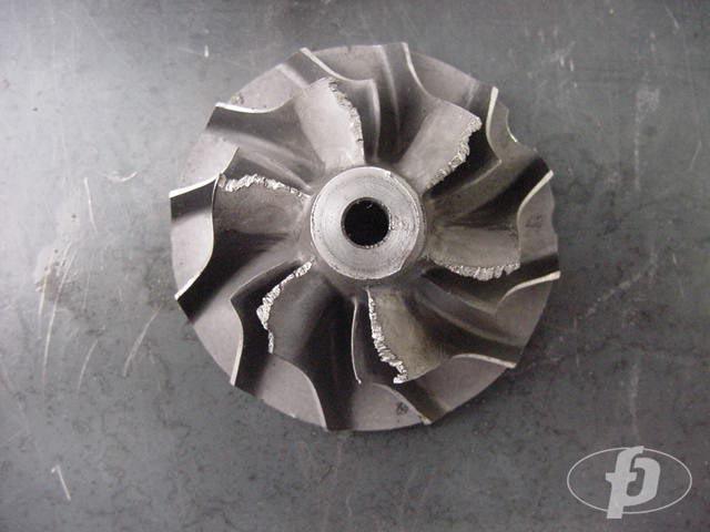 Turbo flutter or blowoff valve woosh?