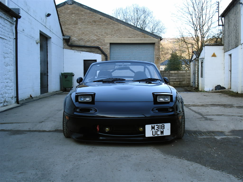 The mx 5s with the low rise headlights look pretty awesome you should add it to your mod list