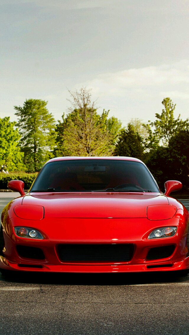 Anyone Got A Cool Rx 7 Wallpaper For Iphone Six Maybe