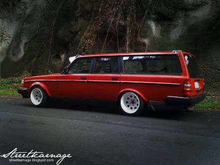 Anyone Have Some Volvo 240 Phone Wallpapers