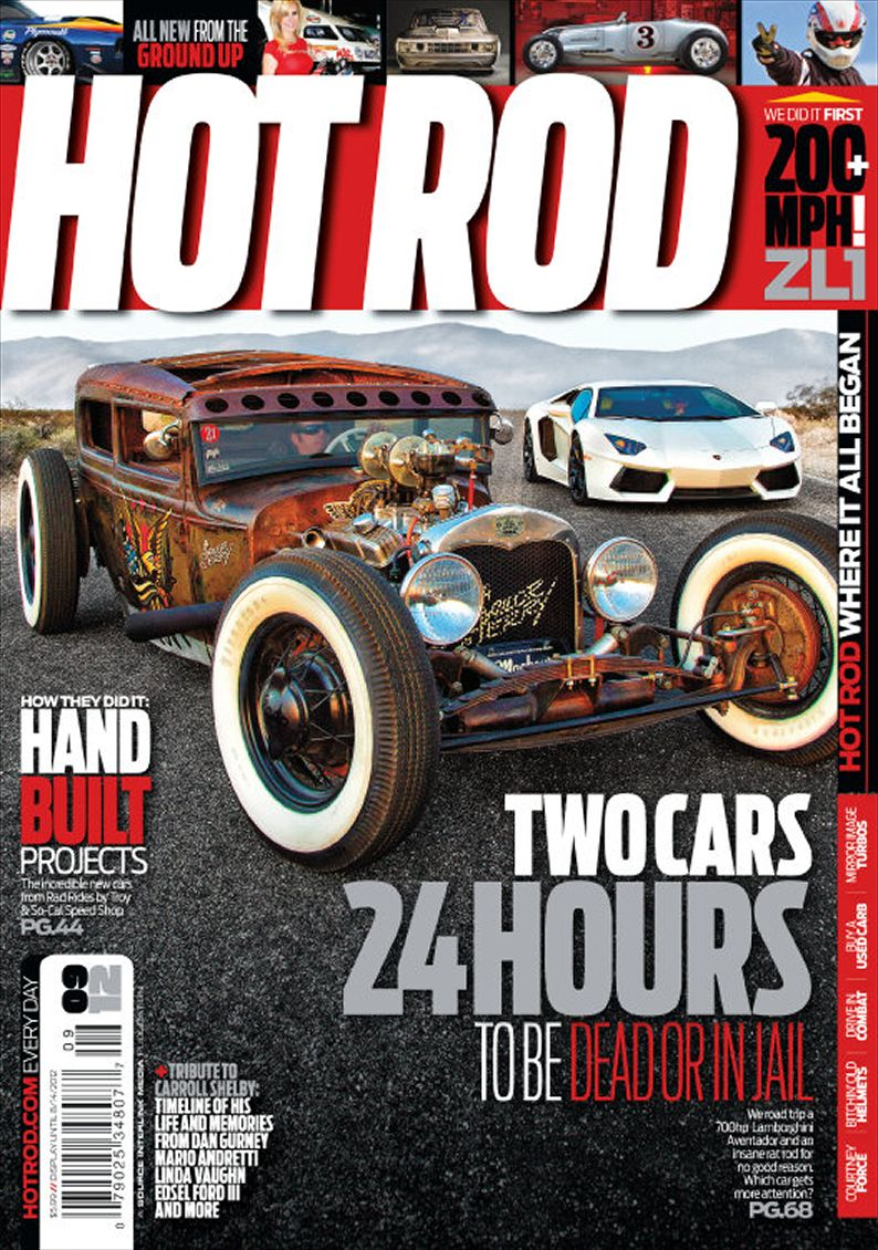 What is your favorite car magazine?