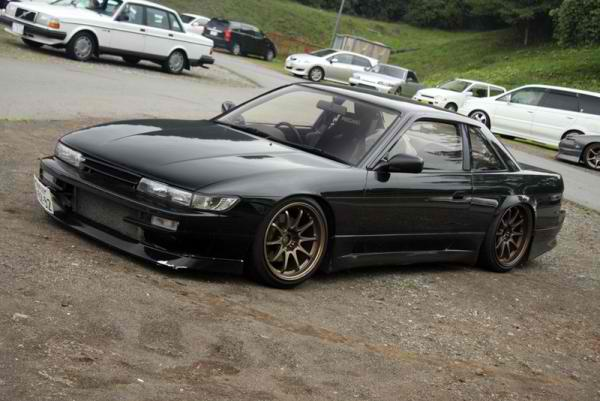 Opinions On Nissan 240sx S13 Conversion To S15 Front End