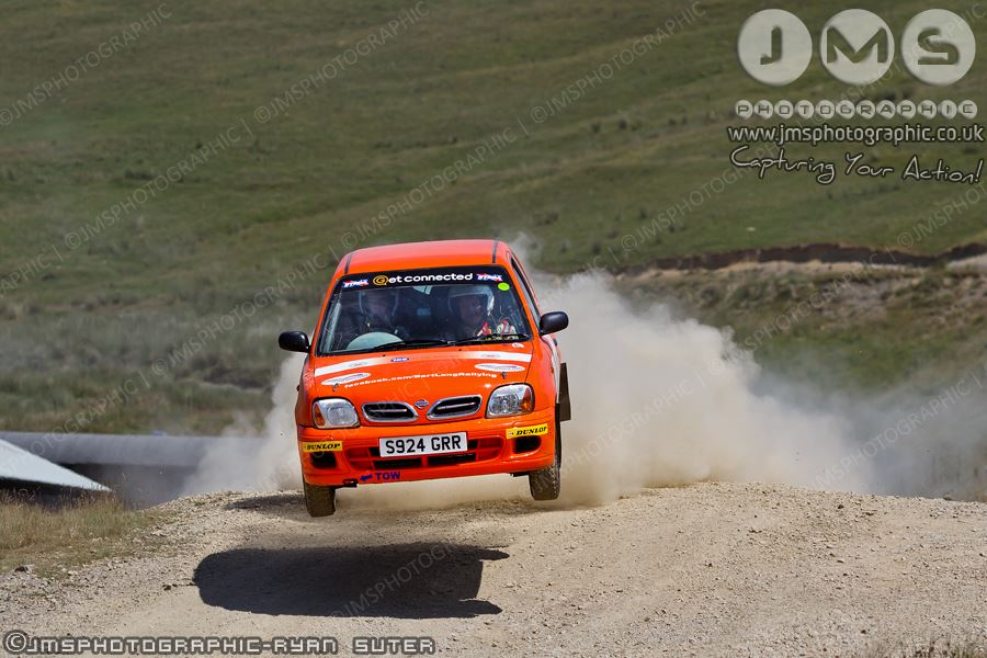 1999 Nissan Micra 1 0 Forest Rally Car