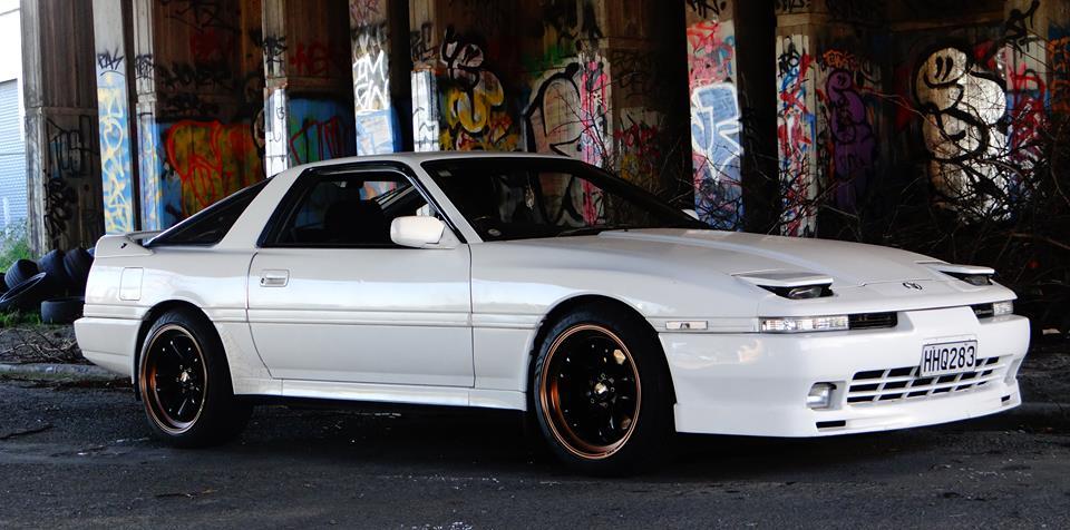 1990 Toyota Supra Twin Turbo R Jza70