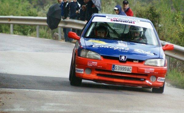 1997 Peugeot 106 Rallye (Rally Car)