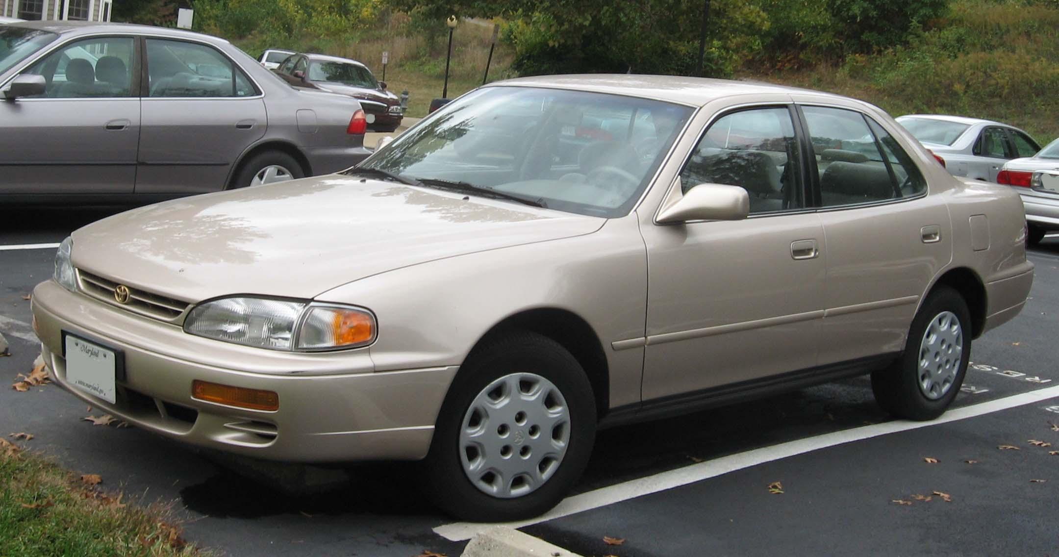 Kekurangan Toyota 1995 Review