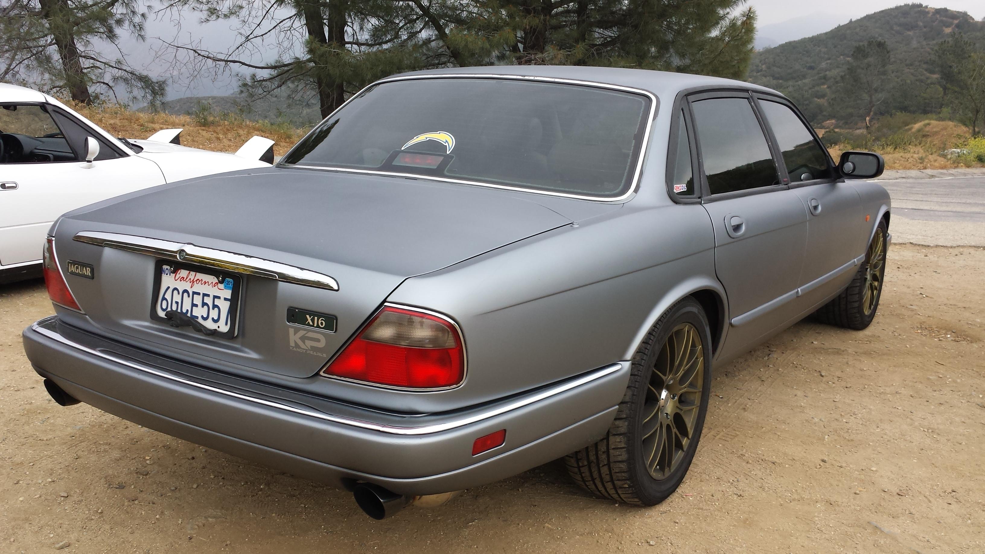 1996 jaguar jaguar xj6
